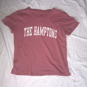 "Brandy Melville J. Galt ""The Hamptons"" Tee"